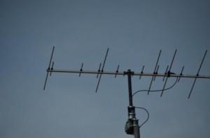 VHF / UHF Yagi