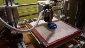 Stavba 3d tiskárny Rebel II - první test / 3D Rebel II Printer Building - First Test