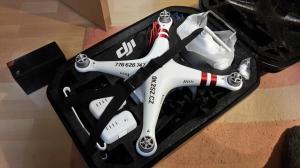 Kvadrokoptéra DJI Phantom 3 / Quadrocopter by DJI Phantom 3