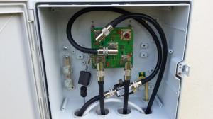 Můj anténní přepínač / My antenna switch