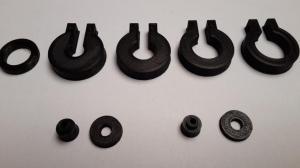 Stavba mého hexbeamu -díly - 3D tisk /Construction of my hexbeam - parts - 3D print