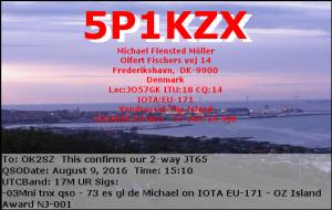 5P1KZX 20160809 1510 17M JT65