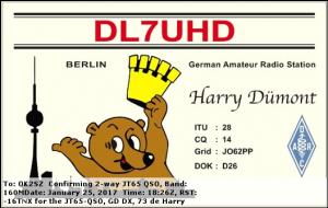 DL7UHD 20170125 1826 160M JT65