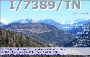 I7389TN 20161230 1335 40M JT65