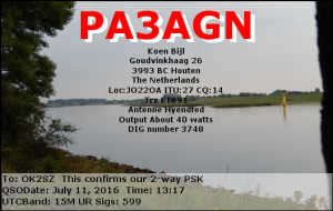 PA3AGN 20160711 1317 15M PSK