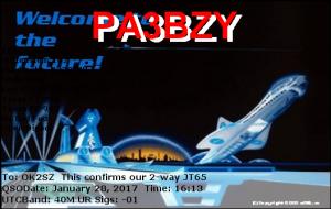 PA3BZY 20170128 1613 40M JT65