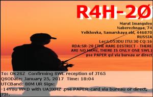 R4H-20 20170125 1804 80M JT65