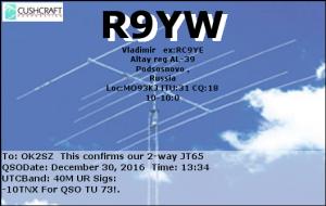R9YW 20161230 1334 40M JT65