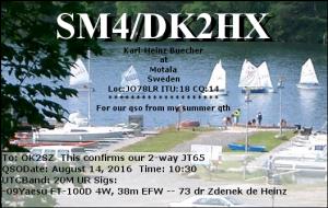 SM4-DK2HX 20160814 1030 20M JT65