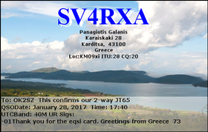 SV4RXA 20170128 1740 40M JT65