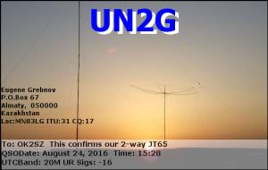 UN2G 20160824 1528 20M JT65