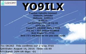 YO9ILX 20160816 1649 20M JT65