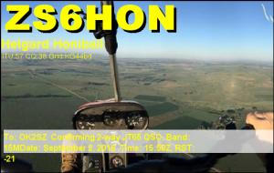 ZS6HON 20160902 1558 15M JT65